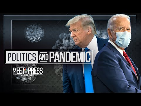 Meet The Press Broadcast (Full) - October 18th, 2020 | Meet The Press | NBC News