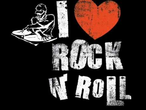 I LOVE ROCK N' ROLL HipHop Rap beat instrumental JBC - YouTube