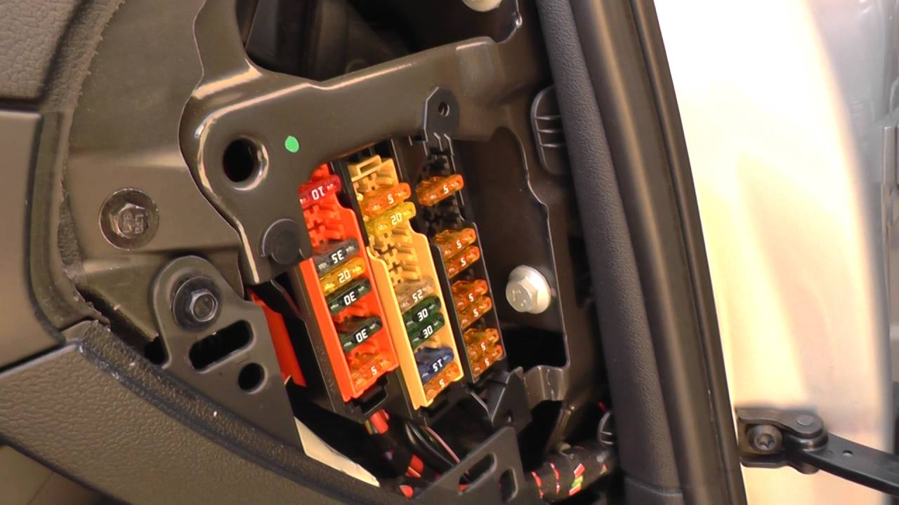 Car Heater With Cigarette Lighter Adapter Facias Fuse Box Audi A4 B8 Location 2007 To 2015 Youtube