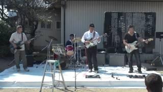 徳島オヤジバンド 太陽にほえろ!メドレーテーマソング Live