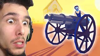 SE LO VEDI SCAPPA!! | Totally Accurate Battle Simulator