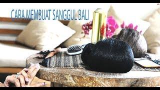 Video CARA MEMBUAT SANGGUL BALI (How to make balinese sanggul) download MP3, 3GP, MP4, WEBM, AVI, FLV September 2018