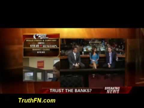 "Bank ""Stress Tests"" A Total Scam: Socialism for Banks Desired Outcome; Former Regulator Admits FOX"