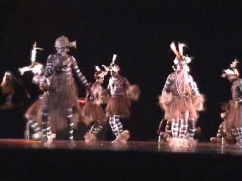 Asmat Dancing アスマット伝統舞踊 Tarian Tradisional Asmat, Papua