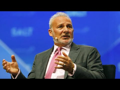 """Peter Schiff """"Economy Is Going To Crash - What to Do"""""""