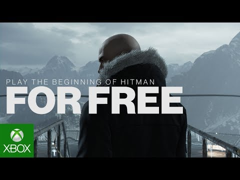 HITMAN™ - Welcome to The Playground