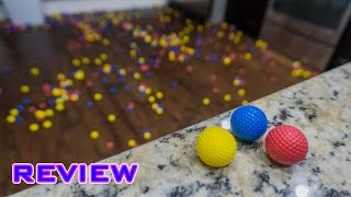 [REVIEW] Cornucopia Rival Balls - Aftermarket Nerf Ammo Alternative!