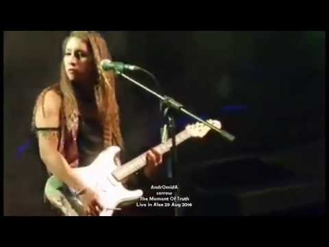 AndrOmidA - Sorrow (Pink Floyd) - Live in Alex, Egypt mp3