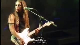 AndrOmidA - Sorrow (Pink Floyd) - Live in Alex, Egypt