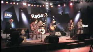 the cherry boppers - play it again, funk  los conciertos de radio 3 (r3 y La2) 24-04-08  (c) AG Flims
