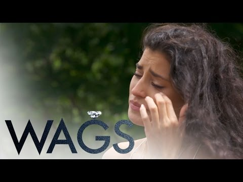 WAGS | Larry English and Nicole Williams Get Tense | E!