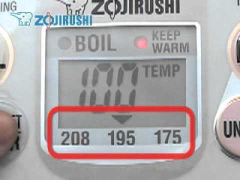 All About Zojirushi Water Boilers