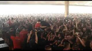 """Born From Pain - """"The New Hate"""" Live @ With Full Force 2008"""