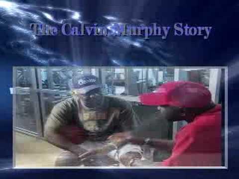 "Calvin Murphy "" The Road Back""  The Calvin Murphy Story"