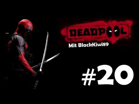 Deadpool [HD+] #20 - Scheiß Bug mit den verfickten Kisten!!! | Let's Play