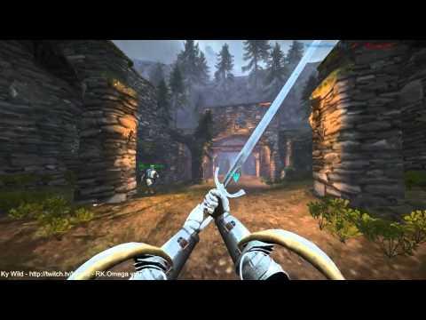 Chivalry: Medieval Warfare - Scrim 5vs5 TO - RK.Omega vs TPL (Ky Wild 1st person view)