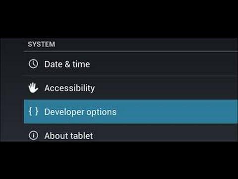 development settings apk samsung j3