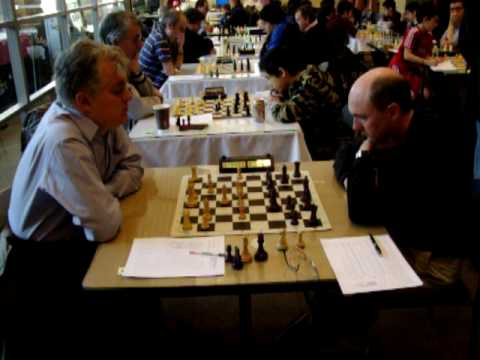 Kudrin vs Grasser International Chess Academy