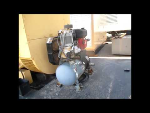 Good Used 1155kw Caterpillar 3512B Drilling Package Generator Set