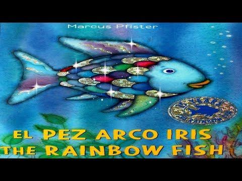 EL PEZ ARCO IRIS | THE RAINBOW FISH | BILINGUAL BOOKS FOR KIDS | SPANISH & ENGLISH