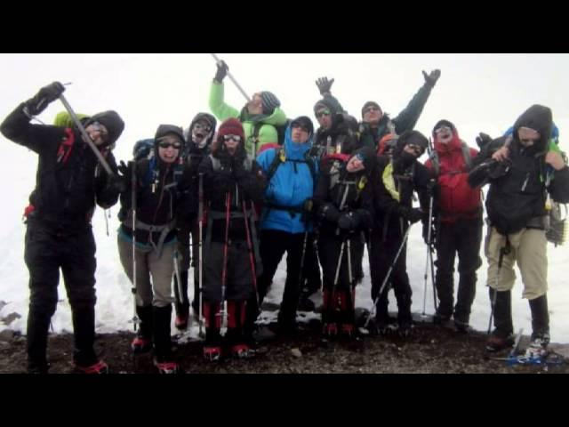 OSAT Glacier Climbing Course - Promo Video