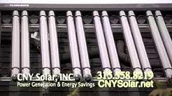 Solar Energy Contractors Utica, NY - CNY Solar, Inc