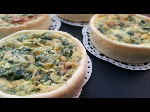 quiche-au-saumon-fumé/epinard-كيش-بالسلمون-المدخن-و-السبانخ-/وصفات-رمضان
