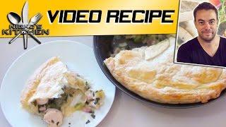 Chicken Pie - Video Recipe
