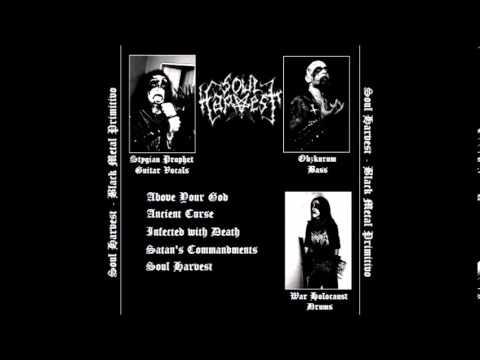 Soul Harvest - Black Metal Primitivo (FULL DEMO)