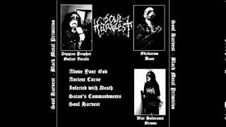 Soul Harvest - Black Metal Primitivo (FULL DEMO)