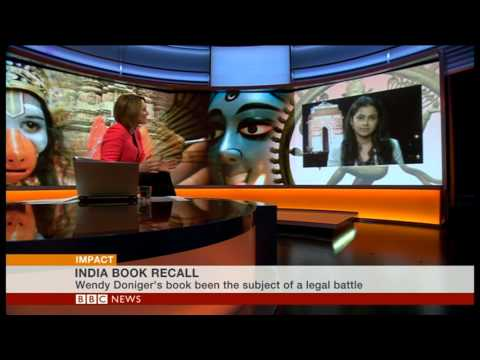 """BBC World News - William Dalrymple speaks out on the controversy over """"The Hindus"""""""