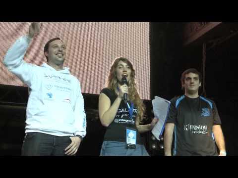 World Cyber Games Samsung Argentina 2012