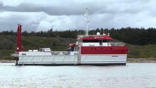 34 Metre 170 tonne Catamaran