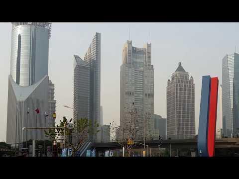 Shanghai Tower China 上海中心大厦  Shanghai World Financial Center
