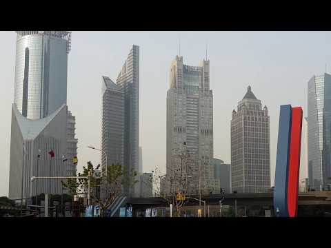 Shanghai Tower China 上海中心大厦  Shanghai World Financial Center
