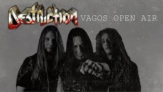 "Destruction - ""Eternal Ban"" Live VAGOS OPEN AIR 2015"