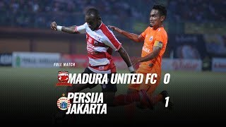Download Video [Pekan 25] Cuplikan Pertandingan Madura United FC vs Persija Jakarta, 14 Oktober 2018 MP3 3GP MP4