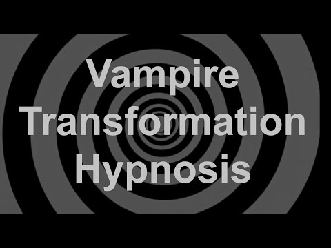 how to become a vampire videos