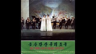 (도라지 - 만수대예술단) Bellflower - Mansudae Art Troupe (North Korean Music)