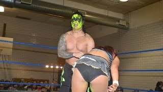 Failure By Design DVD Trailer -Absolute Intense Wrestling