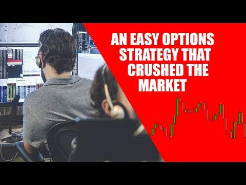 An Easy Options Strategy that Crushed The Market