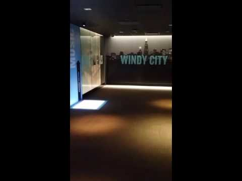 Visit to Willis tower, Chicago Illinois