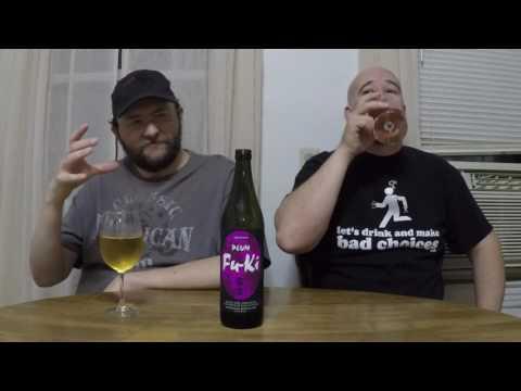 Plum Fu-Ki wine review