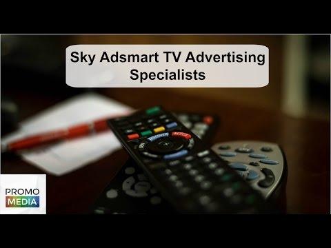 Sky Adsmart TV Advertising Specialists