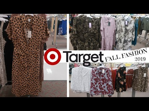TARGET FALL 2019 FASHION!!! COME BROWSE WITH ME