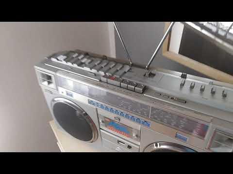 JVC RC-M70L. Boombox.