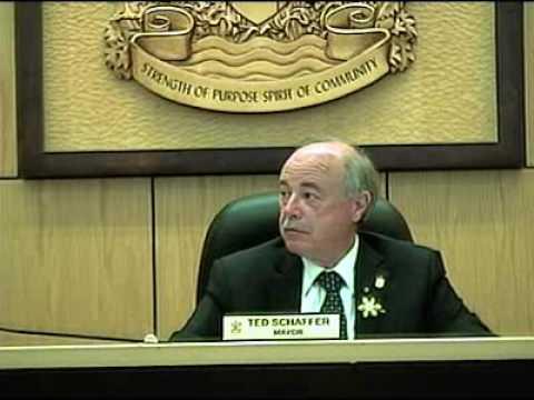 Langley City Council Meeting, 2014-04-14