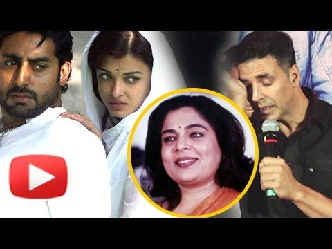Bollywood MOURNS On Reema Lagoo Death | Riteish Deshmukh | Karan Johar | Akshay Kumar