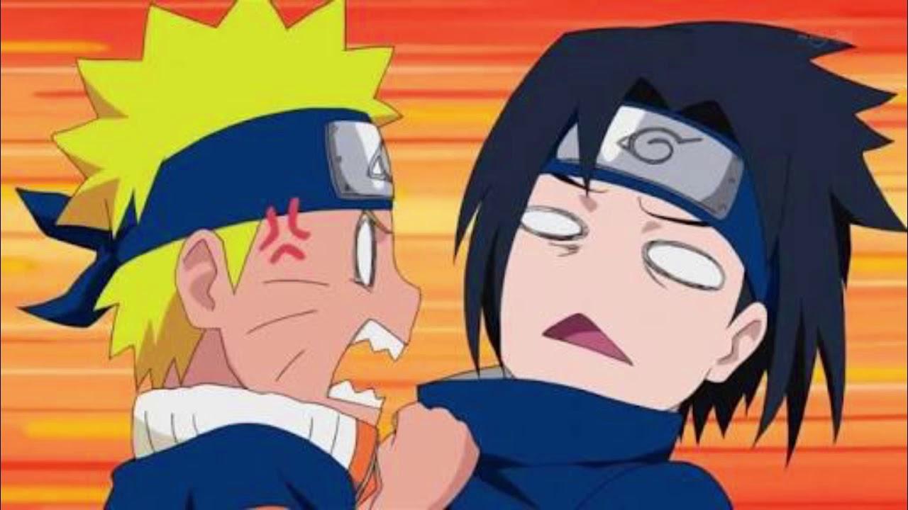 Ekspresi Naruto Lucu
