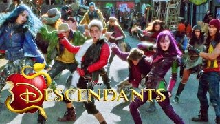 DESCENDANTS - die Nachkommen - Rotten to the Core - das offizielle Musikvideo | DISNEY CHANNEL